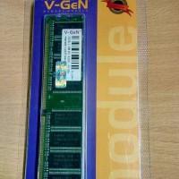 Memory RAM V-Gen DDR 1 GB PC 3200