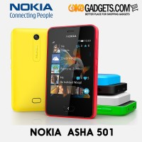 HANDPHONE NOKIA ASHA 501 WITH LONG BATTERY LIFE | ASHA SOFTWARE OS | 3