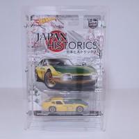 Acrylic Blister Protector / Protektor Blister Hot Wheels Japan History