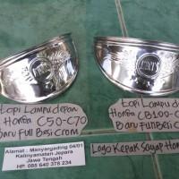 harga Topi Lampu Depan Honda C50-C70&CB100-CB125 Tokopedia.com