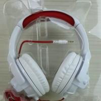 JVC HEADPHONE STEREO HA-M55X-W / HEAD PHONE DJ WHITE