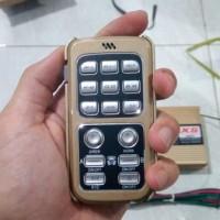 harga Klakson Toa 200 W Horn Sirine Polisi Patwal Federal Signal H8b Remote Tokopedia.com