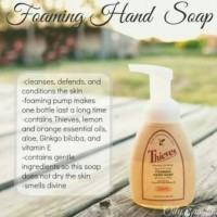 Thieves Foaming Handsoap 236ml