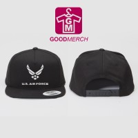 Topi Snapback US Air Force