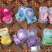harga kaos kaki baby lipat boneka 3D / kaos kaki anak / kaos kaki bayi Tokopedia.com