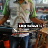 harga Knalpot Prospeed Xabre Black Series Fullsystem Tokopedia.com