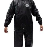 harga Jas Hujan Stelan (Jaket Celana) Black Merk Mamoth Tokopedia.com