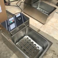 mesin penggorengan electric / mesin deep fryer electric