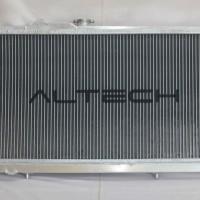 Altech Race Alumunium Radiator 2 Ply Mitsubishi Galant Lele 1992-1998
