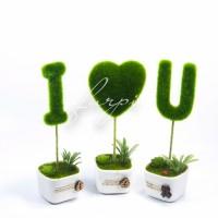 harga Pajangan Rumah Pohon I Love You Tokopedia.com