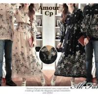 Jual Baju Gamis Pasangan Amour BHP577