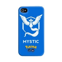 Casing HP Pokemon Go Mystic Team iPhone 4/4s/5/5s/5c/6/6+ Custom Case