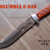 harga PISAU BERBURU HUNTING COLUMBIA S038 SO38 1NZD Tokopedia.com