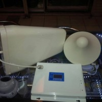 harga penguat sinyal hp terbagus sedunia DUAL BAND GSM + 3G white top 1 Tokopedia.com