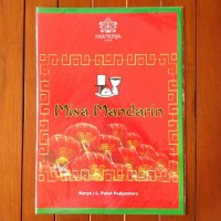 Buku Lagu Misa Mandarin