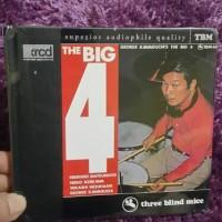 CD AudipPhile xrcd three blind mice The Big 4 George Kawaguchi