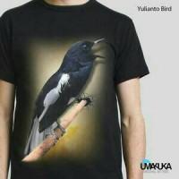 harga kaos 3D burung mandau Tokopedia.com