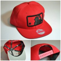harga topi hat baseball snapback new era red Tokopedia.com