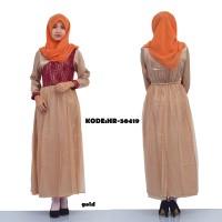 harga Maxi Dress Brukat Tile / Baju Gamis Wanita / Busana Muslim Tokopedia.com