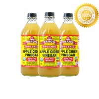 Bragg Apple Cider Vinegar 473 ml Pack of 3