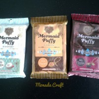 Padico Mermaid Puffy Clay 50 gram