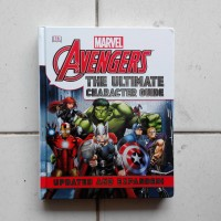 Marvel Avengers: The Ultimate Character Guide Updated & Expanded