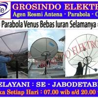 Antena Parabola Venus Murah 2 Satelite Palapa Telkom