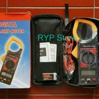 harga Tang Ampere / Digital Clamp Meter n9 Tokopedia.com