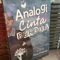 Analogi Cinta Berdua Oleh Dara Prayoga Bukune