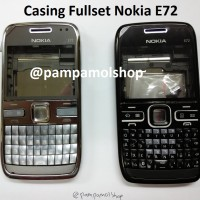 Casing Fullset Nokia E72 Original China | Case, Full Set, E 72, Tulang