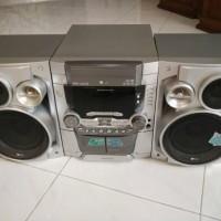 LG DVD Mini Hi-Fi LM-D2340 Audio System