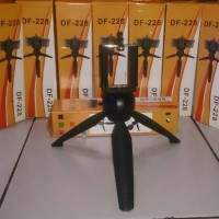 harga Tripod Df-228 Mini Tripod W/ Holder U ( Cocok Buat Tongsis Yunteng ) Tokopedia.com