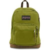 Jansport Right Pack Original warna Forrest Moss
