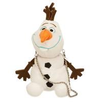 Disney Store Frozen Olaf Plush Purse / Tas Olaf