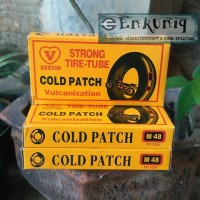 Harga tambal ban dalam sepeda cold patch tire tube | WIKIPRICE INDONESIA