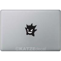 KATZE Decal Sticker Gengar Pokemon Edition