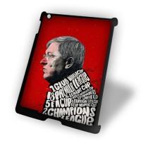 Manchester United Sir Alex Ferguson Case for iPad 2 3 4