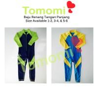 harga Tomomi Baju Berenang Anak Selam Tokopedia.com