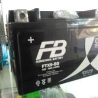 AKI NINJA 250 FURUKAWA BATTERY FB FTX9-BS