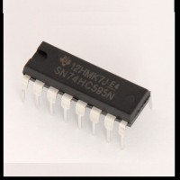 IC 74HC595N 74HC595 - Shift Register 8 Bit - DIP 16 pin