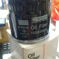 Filter oil oli nissan Navara, NP300, frontier new