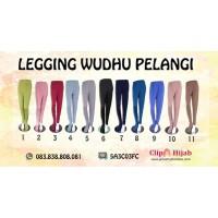 Celana Hijab Terbaru Legging Wudhu Pelangi