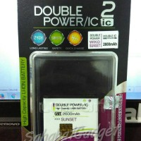 harga Baterai Battery Batre Double Power Logon Wiko Sunset Tokopedia.com