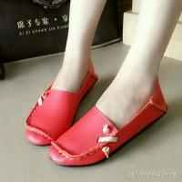 Sepatu Sandal Wanita Flatshoes Flat Shoes Teplek Casual Murah Kerja