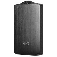 [Fiio] A3 Portable Headphone Amplifier (Black) (Aka Fiio E07K)