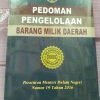 Pedoman Pengelolaan Barang Milik Daerah Permendagri No 19 Tahun 2016