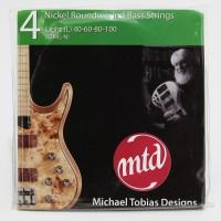 MTD Strings Nickel Roundwound 4 Light 40-100