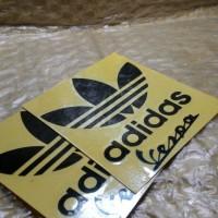 Adidas Vespa Cutting Sticker 3D