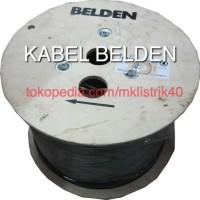 Kabel Coaxial BELDEN RG6 9116S ORIGINAL untuk Antena TV & CCTV