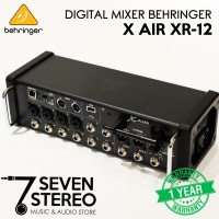 harga Behringer Digital Mixer X Air Xr-12 With Wifi And Usb Stereo Recorder Tokopedia.com